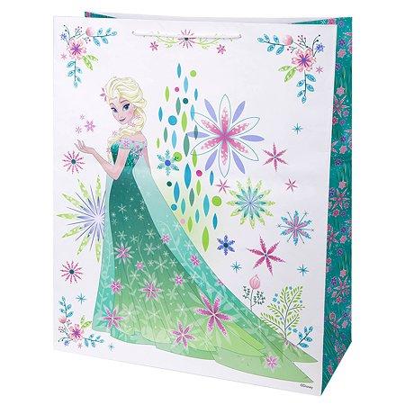 Пакет подарочный Феникс Презент Дисней Холодное сердце 41*49*19см 157г/м2 81159