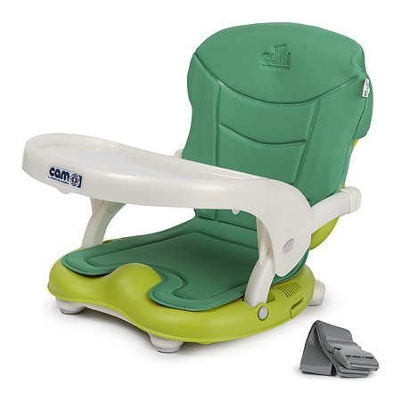 Стульчик-бустер CAM Smarty C25 Зеленый