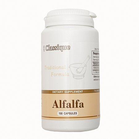 Биологически активная добавка Santegra Alfalfa 100капсул