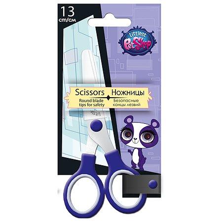 Ножницы Kinderline Littlest Pet Shop LPEB-US1-SC131-BL1