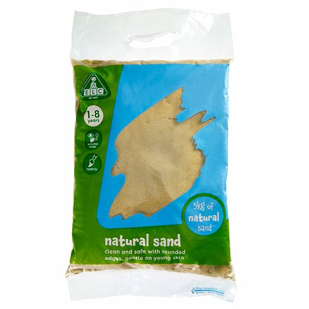 Песок для песочницы ELC 5кг 140433