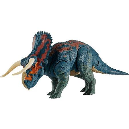 Фигурка Jurassic World Двойная атака Насутоцератопс GGK11