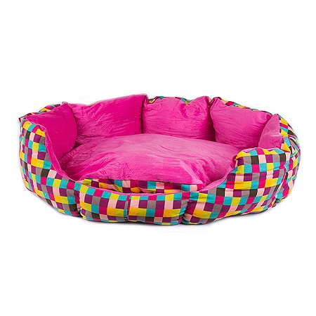 Лежанка для собак Не один дома Радужный сон L 860019-02cMU3ro