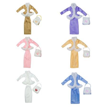 Одежда для куклы Модница в ассортименте 1701