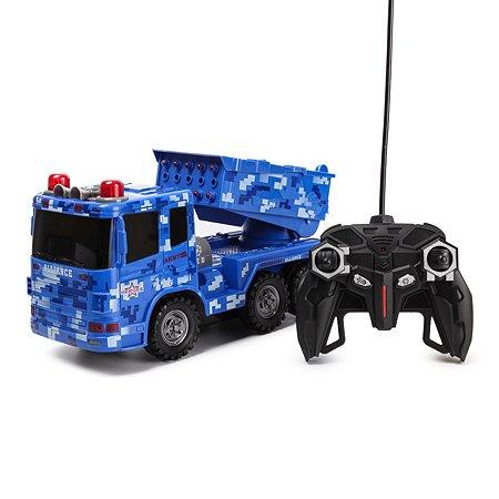 Игрушка Global Bros РУ Военная машина Катюша YS185740