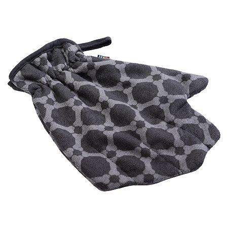 Варежка для мытья собак RUKKA PETS Серый 460711278J291ONE