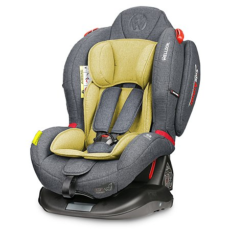Автокресло Welldon Royal Baby Dual Fit Olive