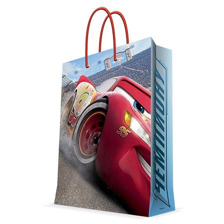 Пакет подарочный Феникс Презент Дисней Молния Маккуин 26*32*13см 140г/м2 81175