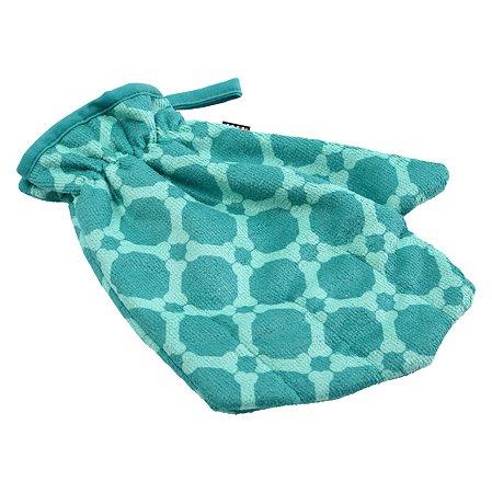 Варежка для мытья собак RUKKA PETS Зеленый 460711278J531ONE