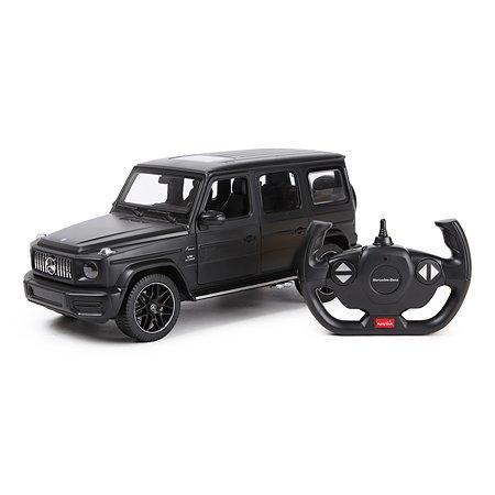 Машина Rastar РУ 1:14 Mercedes-Benz G63 Черная 95700