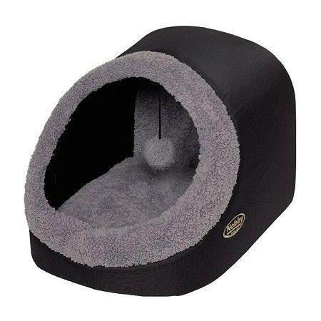 Домик для кошек Nobby Ringal малый Антрацит