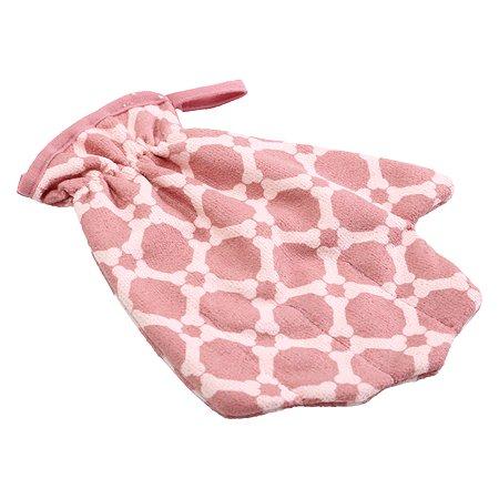 Варежка для мытья собак RUKKA PETS Розовый 460711278J611ONE