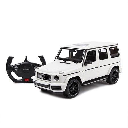 Машина Rastar РУ 1:14 Mercedes-Benz G63 Белая 95700