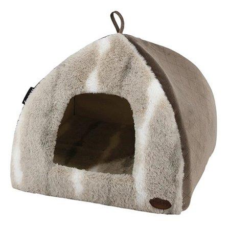 Домик для кошек Nobby Nenga малый Коричневый