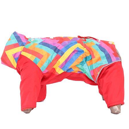 Комбинезон для собак YORIKI Спектр Красный L 691-23
