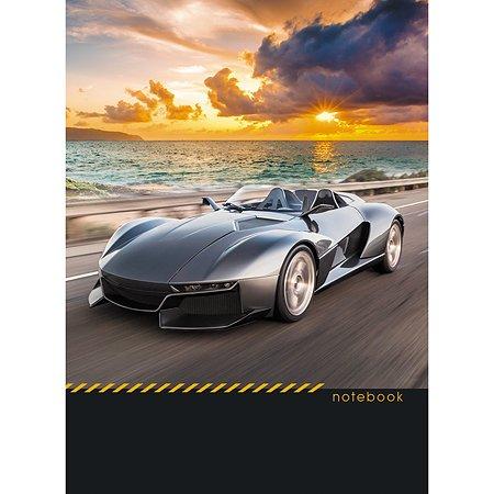 Книга записей Listoff Авто Большое путешествие А6 96л
