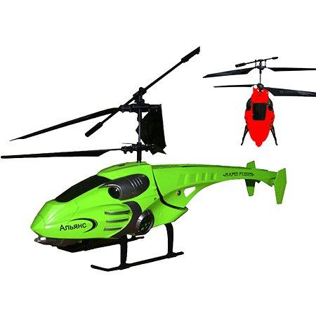 Вертолет радиоуправляемый АЛЬЯНС A104 (гиро) в ассортименте