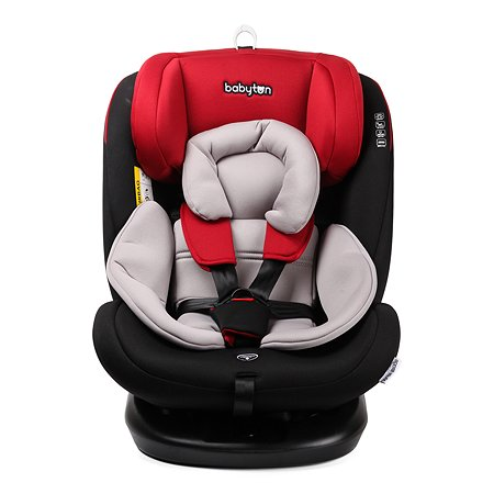 Автокресло Babyton Multi-Stage 0+/1/2/3 Isofix Red