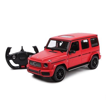 Машина Rastar РУ 1:14 Mercedes-Benz G63 Красная 95700
