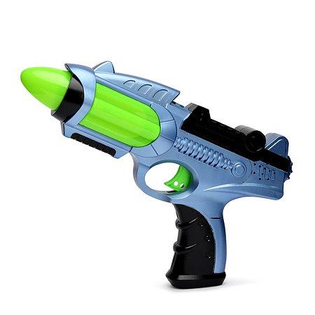 Космический пистолет Space Defender 25 см (музыка,свет)
