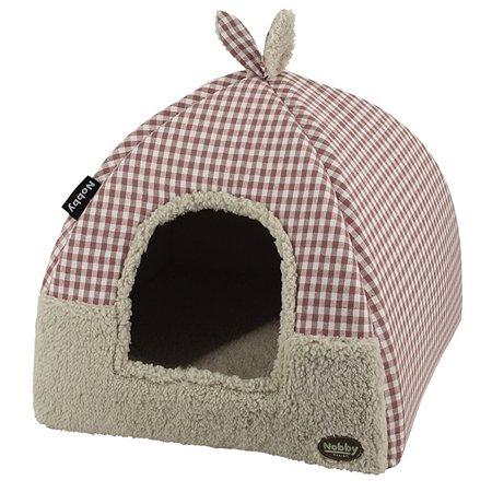 Домик для кошек Nobby Xaver малый Красный