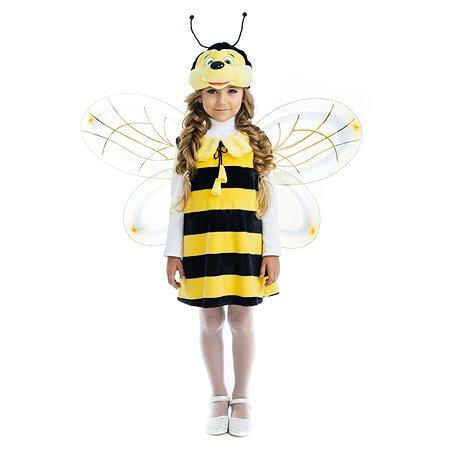 Костюм карнавальный Карнавалия Пчелка 122-60-51 4-7лет 89047