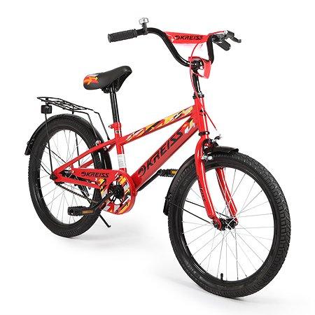 Велосипед Kreiss 20 дюймов OC-20B