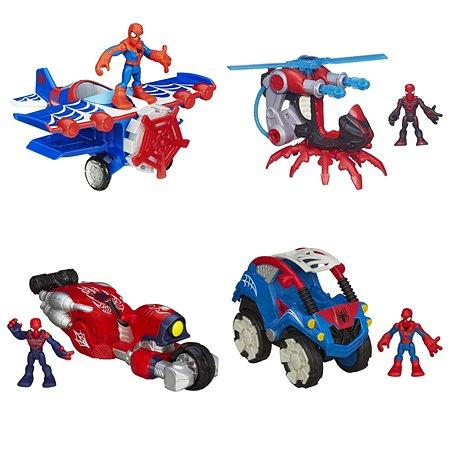 Фигурка Playskool и транспортное средство в ассортименте