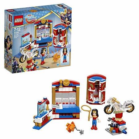 Конструктор LEGO DC Super Hero Girls Дом Чудо-женщины™ (41235)