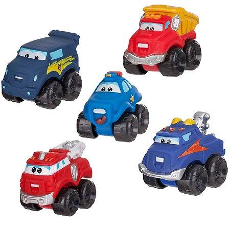 Машинка CHUCK & FRIENDS 5 см в ассортименте