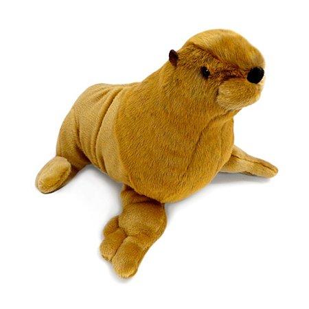 Морж коричневый Laffi 31 см