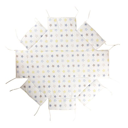 Бампер для манежа Geuther Octo-Park цвет 132