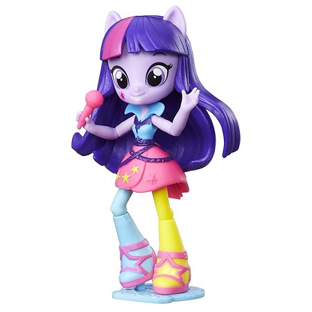 Мини-кукла MLP Equestria Girls My Little Pony Twilight Sparkle C0864