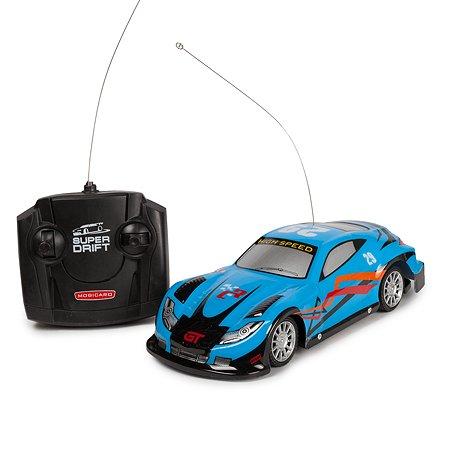 Машинка радиоуправляемая Mobicaro Супер дрифт Неон Синяя