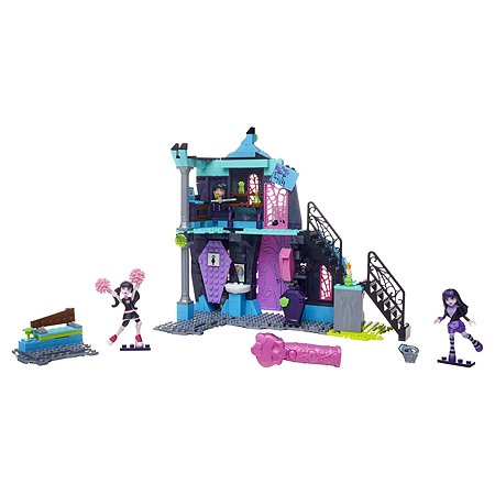 Набор Mega Bloks Monster High:Кабинеты Школы