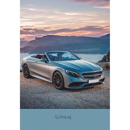 Книга записей Listoff Авто На вершине мира А6 64л
