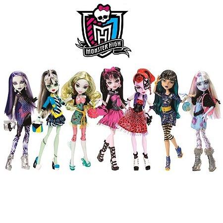 Базовые куклы Monster High Monster High в ассортименте