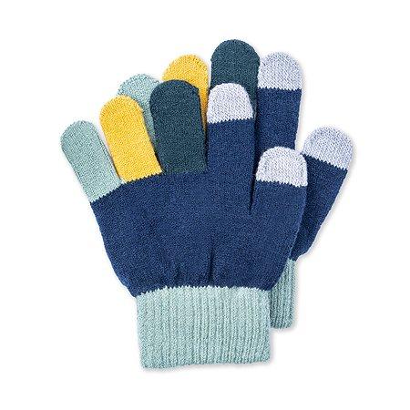 Перчатки  PlayToday синие