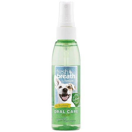 Спрей для собак TropiClean Свежее дыхание 118мл