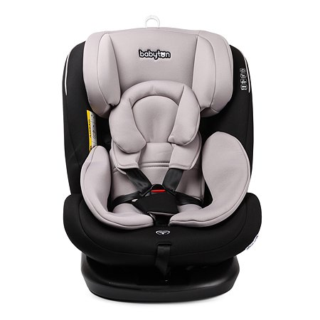 Автокресло Babyton Multi-Stage 0+/1/2/3 Isofix Grey