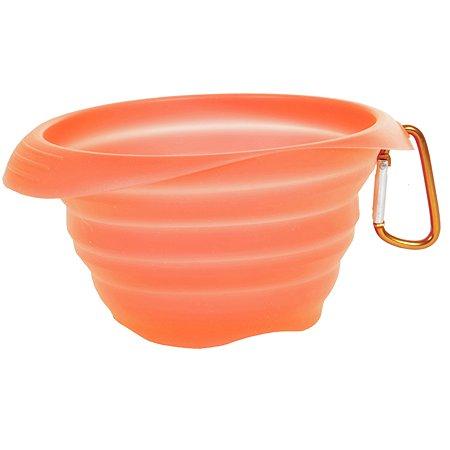Миска для собак ICEPEAK PET M Оранжевый 470808314B480M