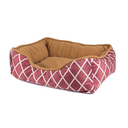 Лежанка для собак Не один дома Уютный уголок 860019-02rLR2re