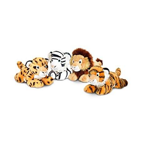 Дикая кошка Keel Toys 24 см (в ассортименте)