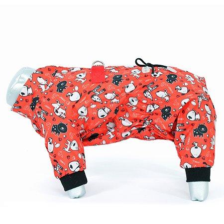 Комбинезон для собак YORIKI Дружок ХL 680-14