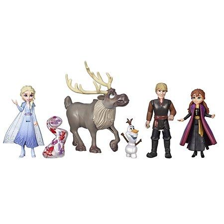 Набор игровой Disney Princess Hasbro Холодное сердце 2 Замок E5497EU4