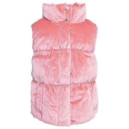 Жилет PlayToday розовый