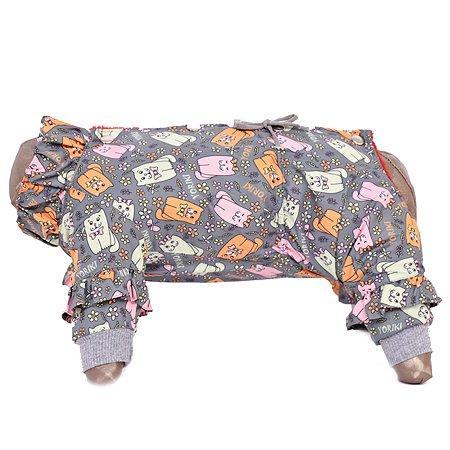 Комбинезон для собак YORIKI Матильда M 682-22