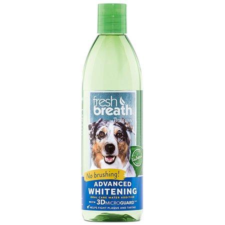 Ополаскиватель зубной для собак TropiClean Свежее дыхание 473мл
