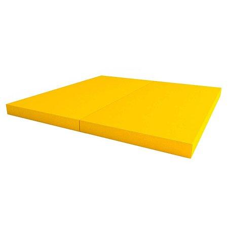 Щит мягкий ROMANA двойной Жёлтый