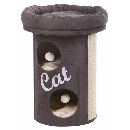 Площадка игровая для кошек Nobby Masy Серая
